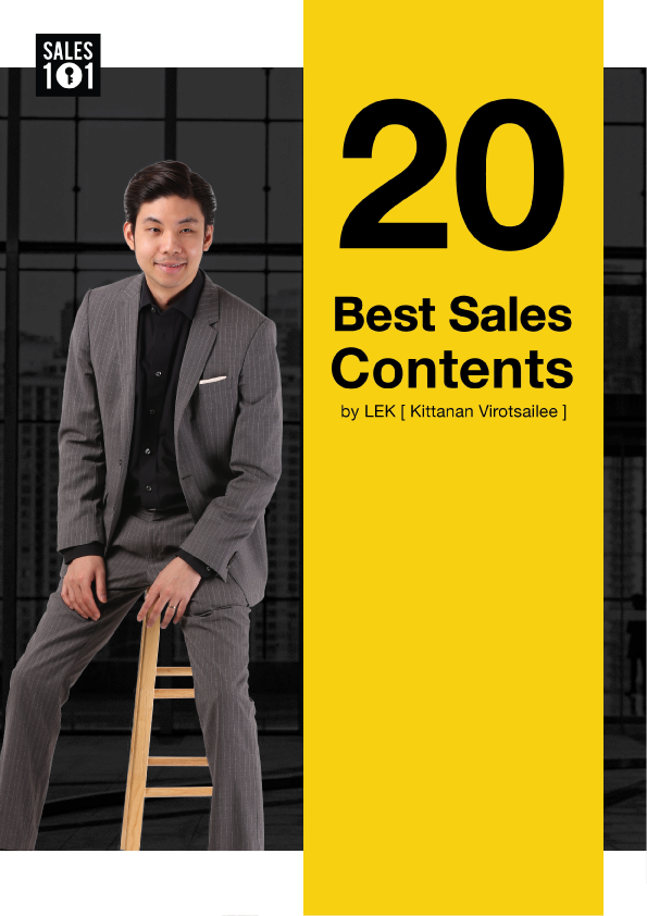 20 Best Sales Contents V.2