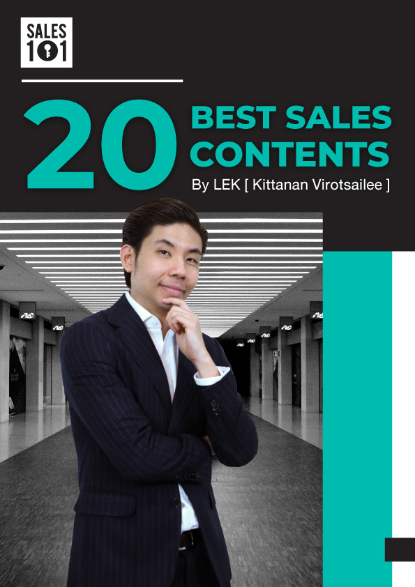 20 Best Sales Contents