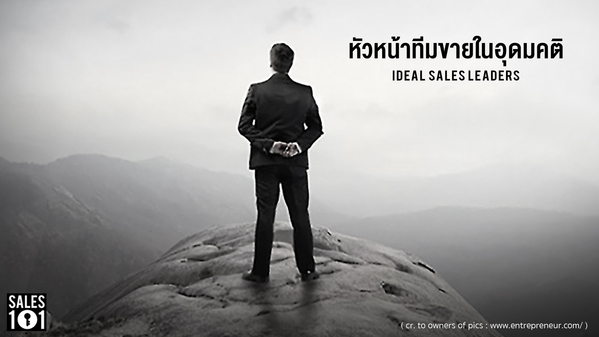 Ideal Sales Leaders